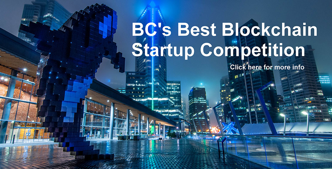 BC's best blockchain startup Competition